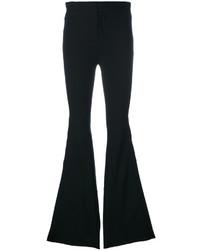 schwarze Schlaghose von Givenchy