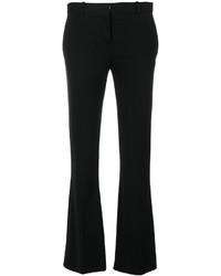 schwarze Schlaghose von Versace