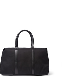 schwarze Segeltuch Reisetasche von Paul Smith