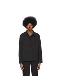 schwarze Shirtjacke von Barena