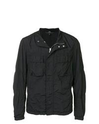 schwarze Shirtjacke von Belstaff