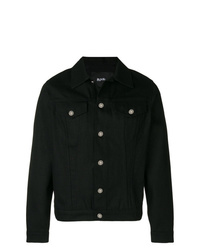 schwarze Shirtjacke von Blood Brother