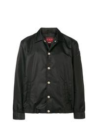 schwarze Shirtjacke von Diesel