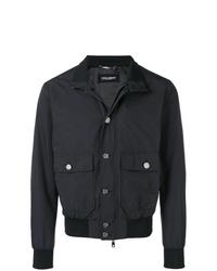 schwarze Shirtjacke von Dolce & Gabbana