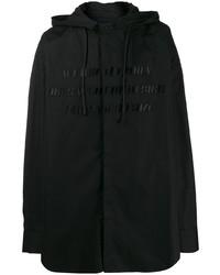 schwarze Shirtjacke von Juun.J