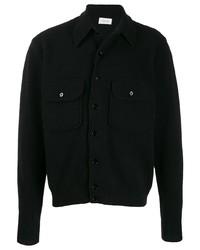 schwarze Shirtjacke von Lemaire