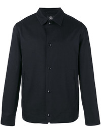 schwarze Shirtjacke von Paul Smith