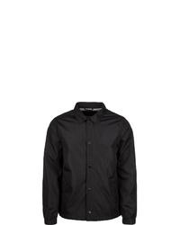 schwarze Shirtjacke von Urban Classics