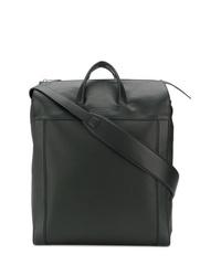 schwarze Shopper Tasche aus Leder von Bottega Veneta