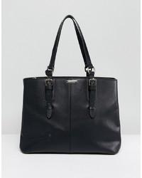 schwarze Shopper Tasche aus Leder von Carvela