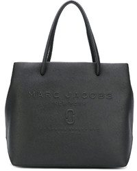 schwarze Shopper Tasche aus Leder von Marc Jacobs