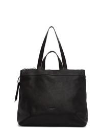 schwarze Shopper Tasche aus Leder von Marsèll