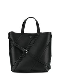 schwarze Shopper Tasche aus Leder von Proenza Schouler