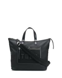 schwarze Shopper Tasche aus Leder von Tod's