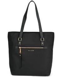 schwarze Shopper Tasche aus Nylon von Marc Jacobs