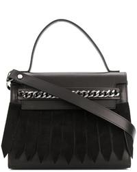 schwarze Shopper Tasche von Casadei
