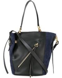 schwarze Shopper Tasche von Chloé