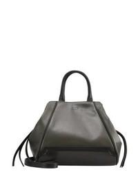 schwarze Shopper Tasche von DKNY