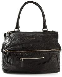Schwarze Shopper Tasche von Givenchy