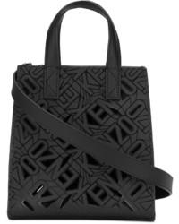 schwarze Shopper Tasche von Kenzo