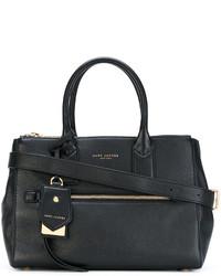 schwarze Shopper Tasche von Marc Jacobs
