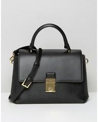 Schwarze Shopper Tasche von Ted Baker