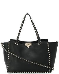 schwarze Shopper Tasche von Valentino Garavani