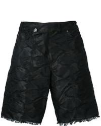 schwarze Shorts von A.F.Vandevorst