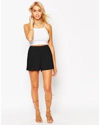 Schwarze Shorts von Asos