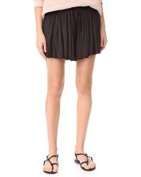 schwarze Shorts von BB Dakota