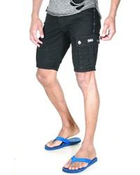 schwarze Shorts von Bright Jeans