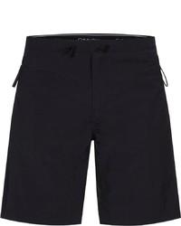 schwarze Shorts von Calvin Klein