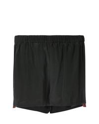 schwarze Shorts von Figue