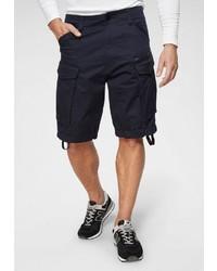 schwarze Shorts von G-Star RAW