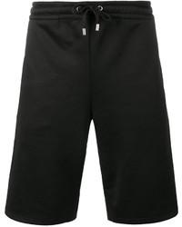 schwarze Shorts von Gucci