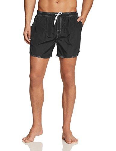 schwarze Shorts von Hugo Boss