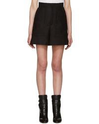 schwarze Shorts von Isabel Marant