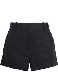 schwarze Shorts von J.Crew