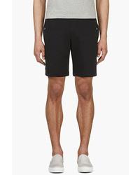 schwarze Shorts von Moncler