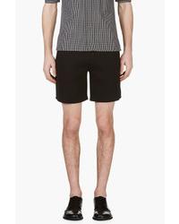 schwarze Shorts von Neil Barrett