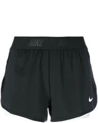 schwarze Shorts von Nike