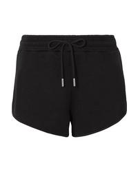 schwarze Shorts von Ninety Percent