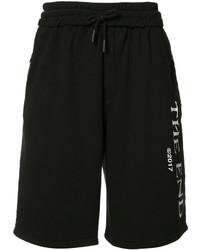 schwarze Shorts von Off-White