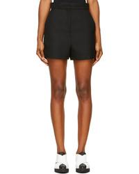 schwarze Shorts von Proenza Schouler