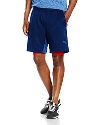 schwarze Shorts von Puma