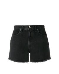 schwarze Shorts von rag & bone/JEAN