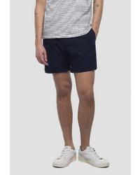 schwarze Shorts von Replay