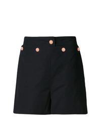 schwarze Shorts von See by Chloe