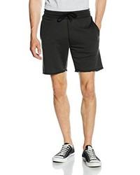 schwarze Shorts von Selected Homme