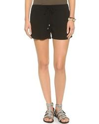 schwarze Shorts von Splendid